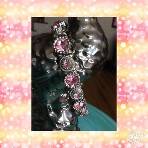 Perfect Sparkly Shiny💖Posh Pink BohoChic Bracelet